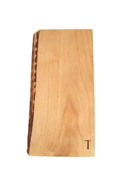 Toadvine Brand Co.  Toadvine Cutting Board - Front cropped