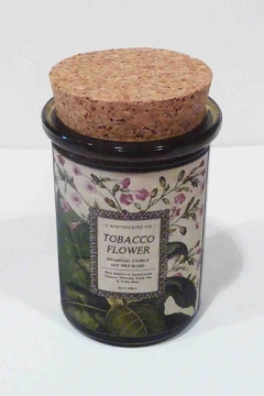 L'apothicaire Co. Tobacco Flower Candle - Alternate List Image