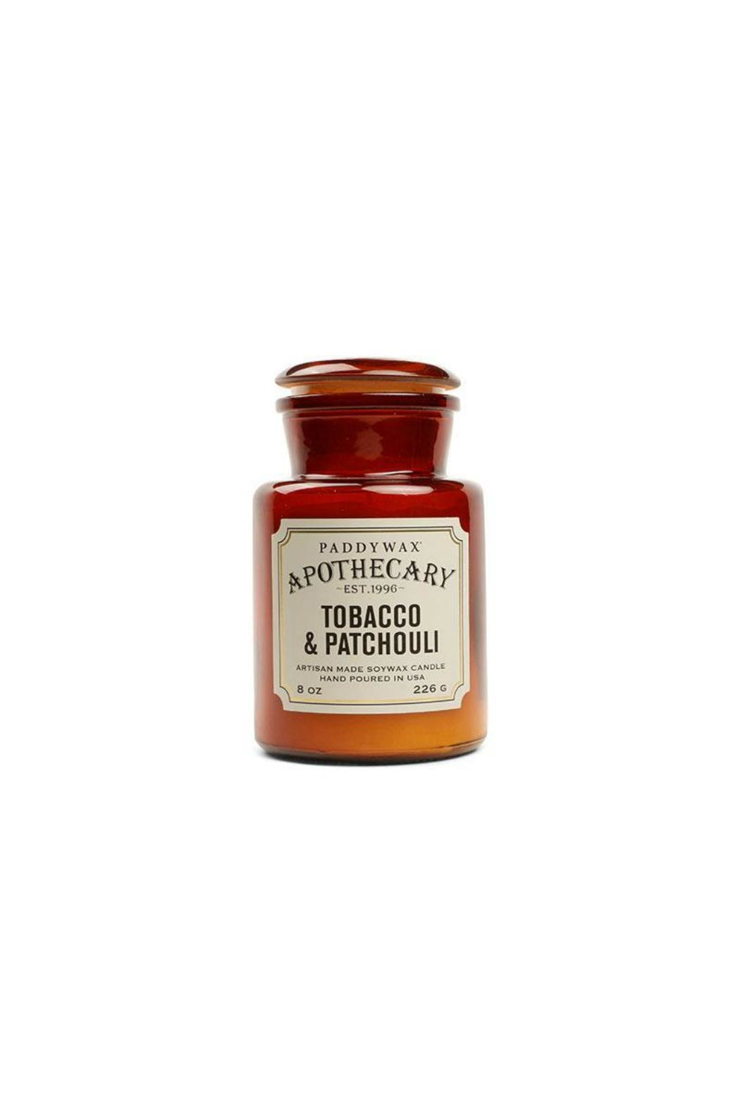 Paddywax Tobacco Patchouli Candle - Main Image