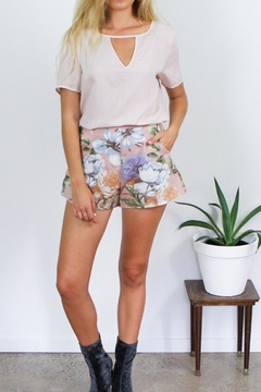 Toby Heart Ginger Lost Paradise Shorts - Product List Image