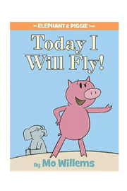 Hachette Book Group Today I Will Fly! An Elephant & Piggie Book - Product Mini Image