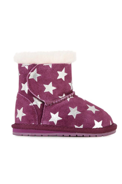 Emu Australia Toddle Starry Night Baby Boot - Product List Image