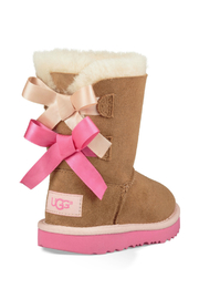 Ugg TODDLER BAILEY BOW - Front full body