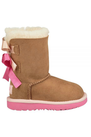 Ugg TODDLER BAILEY BOW - Front cropped