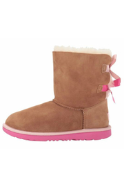 Ugg TODDLER BAILEY BOW - Side cropped
