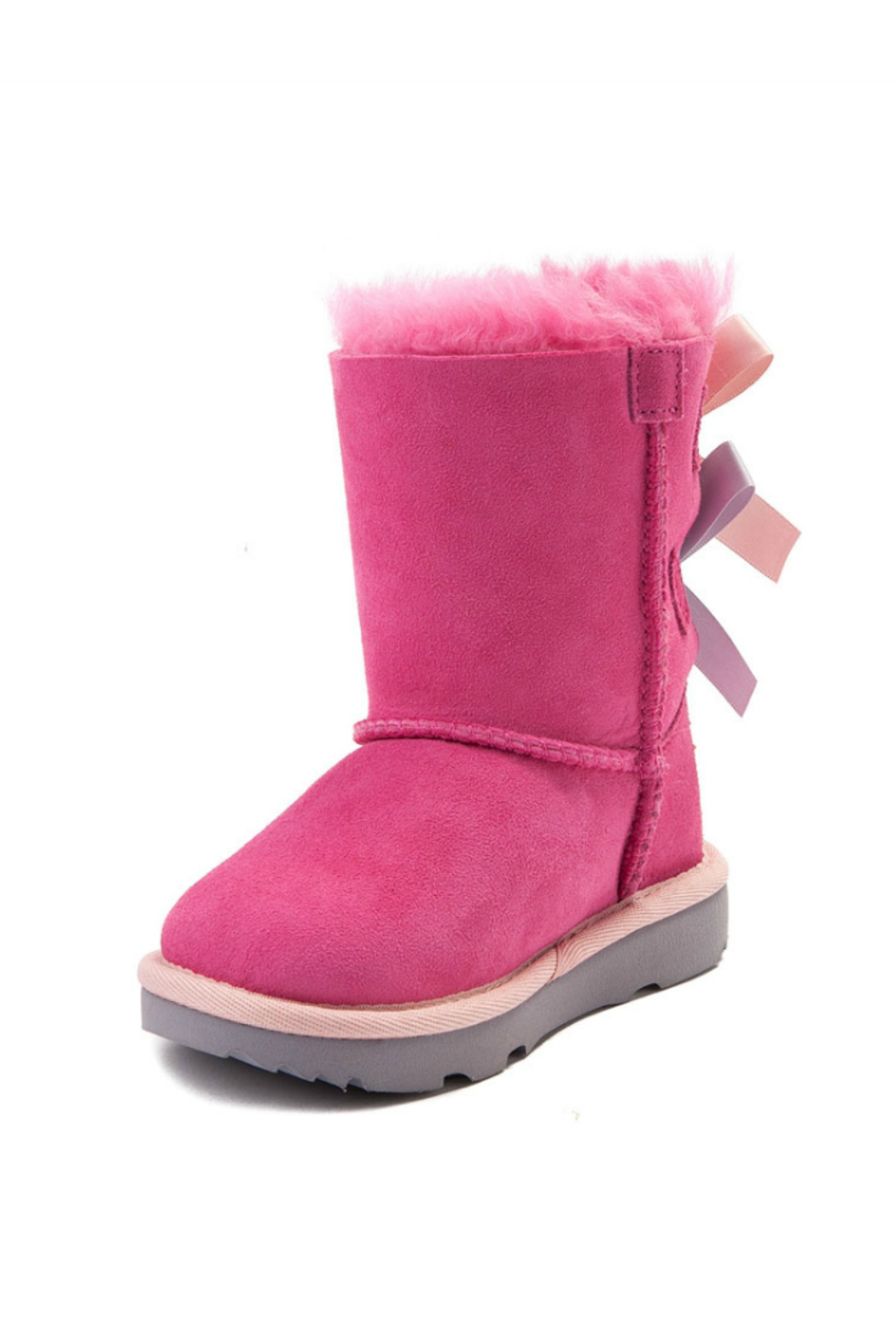Ugg TODDLER BAILEY BOW - Front Cropped Image