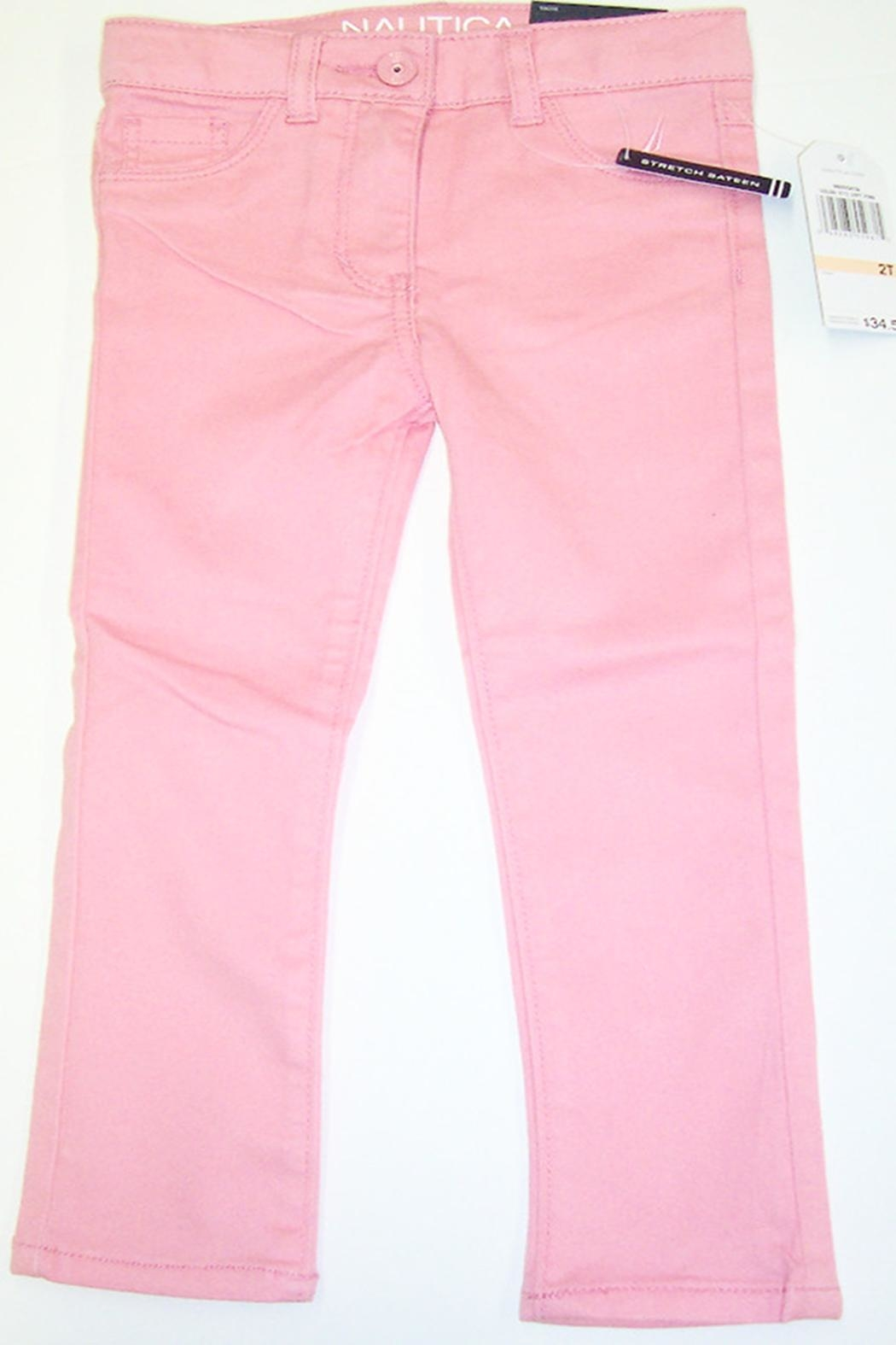 Nautica Toddler Pink Jegging - Main Image