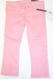 Nautica Toddler Pink Jegging - Front cropped