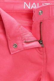 Nautica Toddler Pink Jegging - Front full body