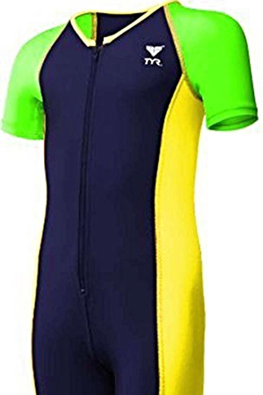 TYR Toddler Thermal Suit - Back Cropped Image