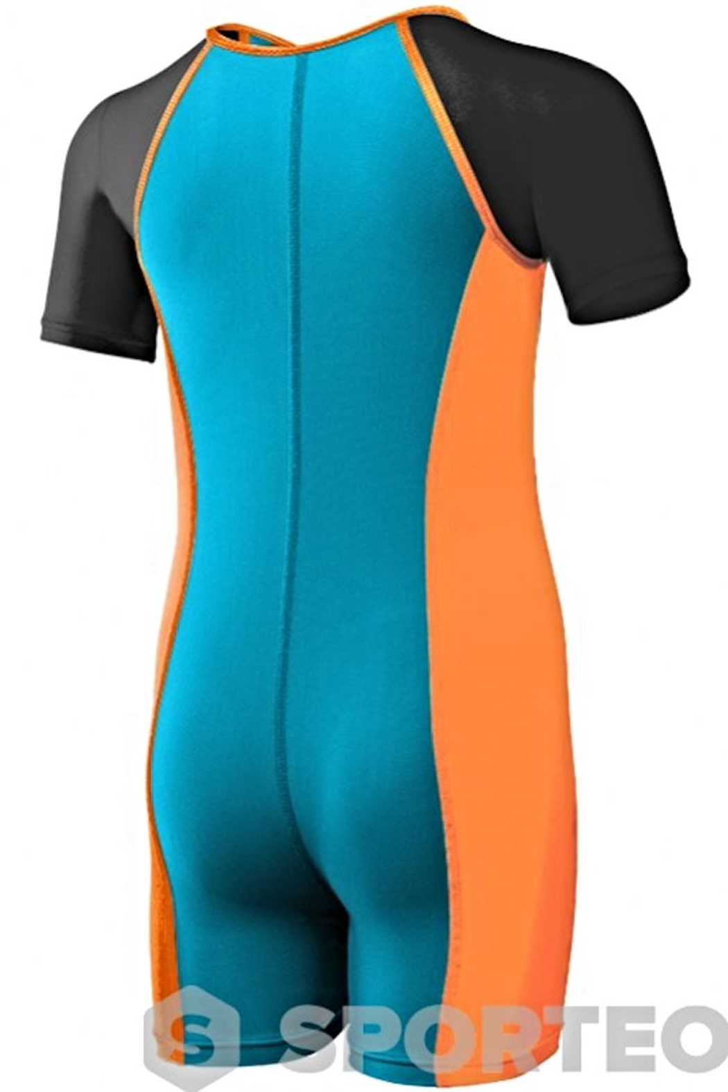 TYR Toddler Thermal Suit - Front Full Image