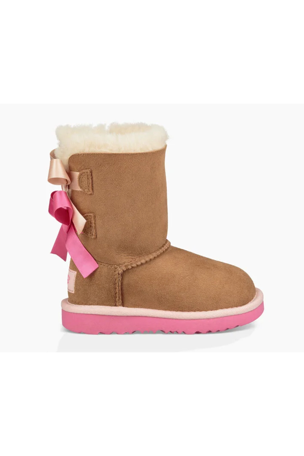 Ugg Toddlers Bailey Bow II Boot - Front Full Image