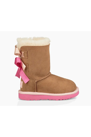 Ugg Toddlers Bailey Bow II Boot - Front full body