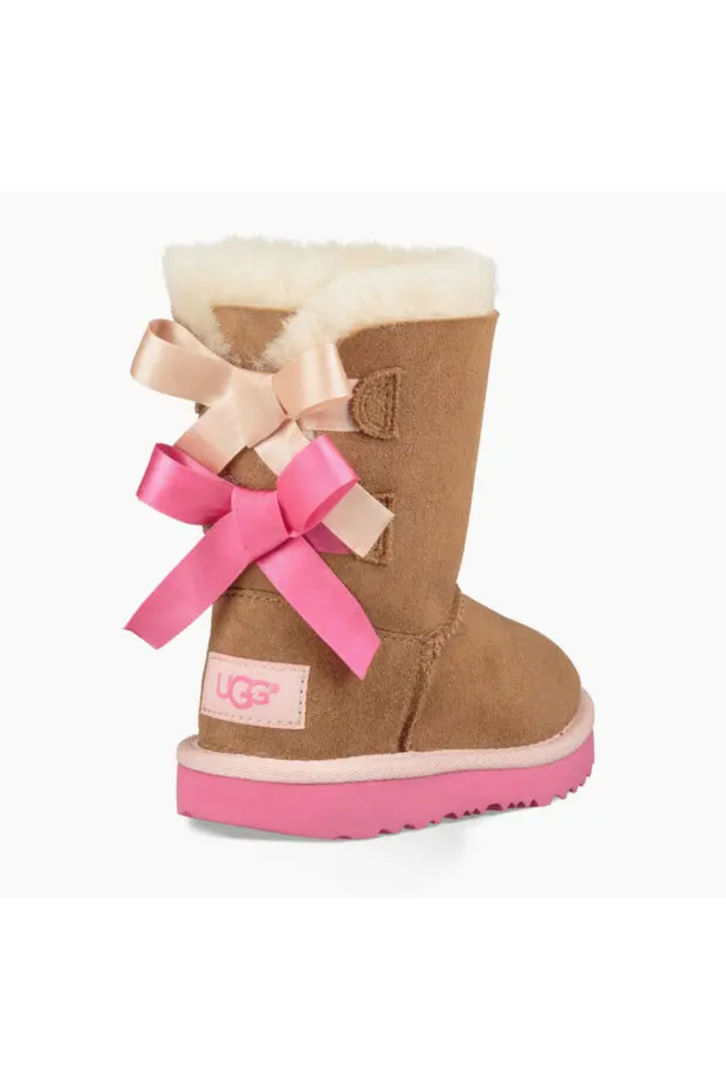 Ugg Toddlers Bailey Bow II Boot - Main Image