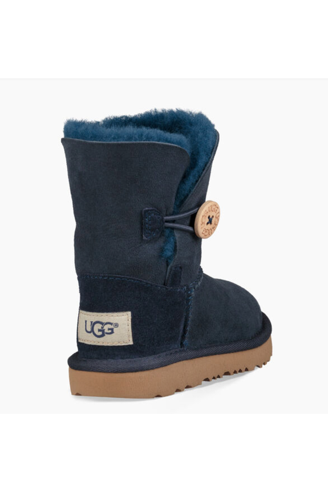 Ugg Toddlers Bailey Button II Boot - Back Cropped Image