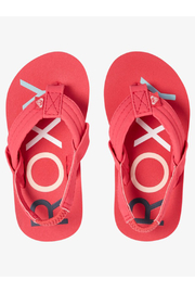 Roxy  Toddlers Vista Flip Flop Sandals - Berry - Product Mini Image