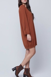 Knot Sisters Toffee Sweater Dress - Product Mini Image