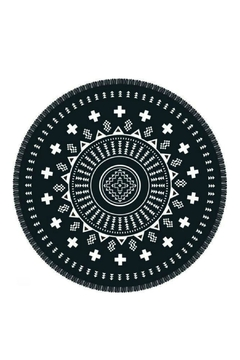 Tofino Towel Round Towel - Product List Image