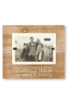 Shoptiques Product: Together Family Frame