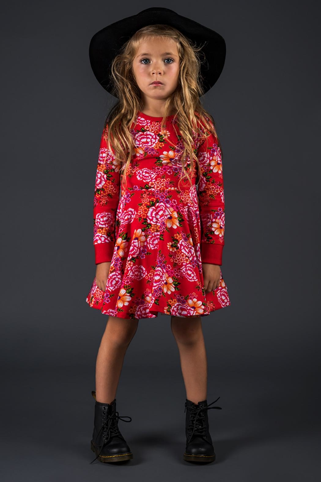 Rock Your Baby Tokyo Joe Dress - Front Full Image