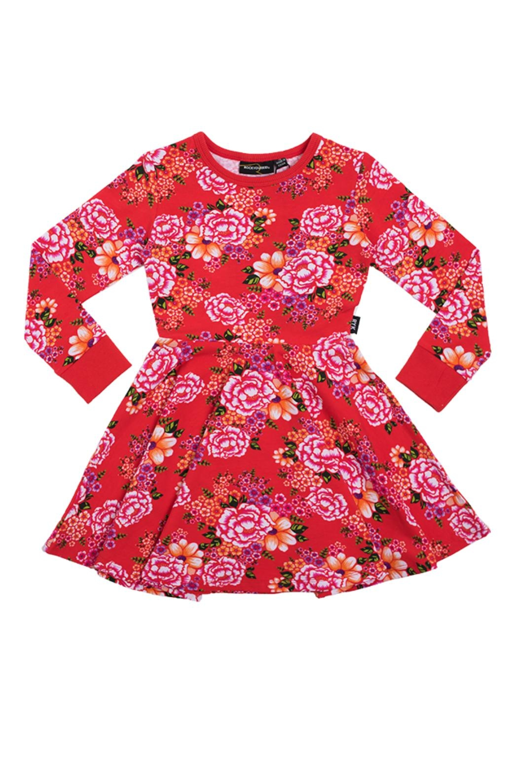 Rock Your Baby Tokyo Joe Dress - Main Image