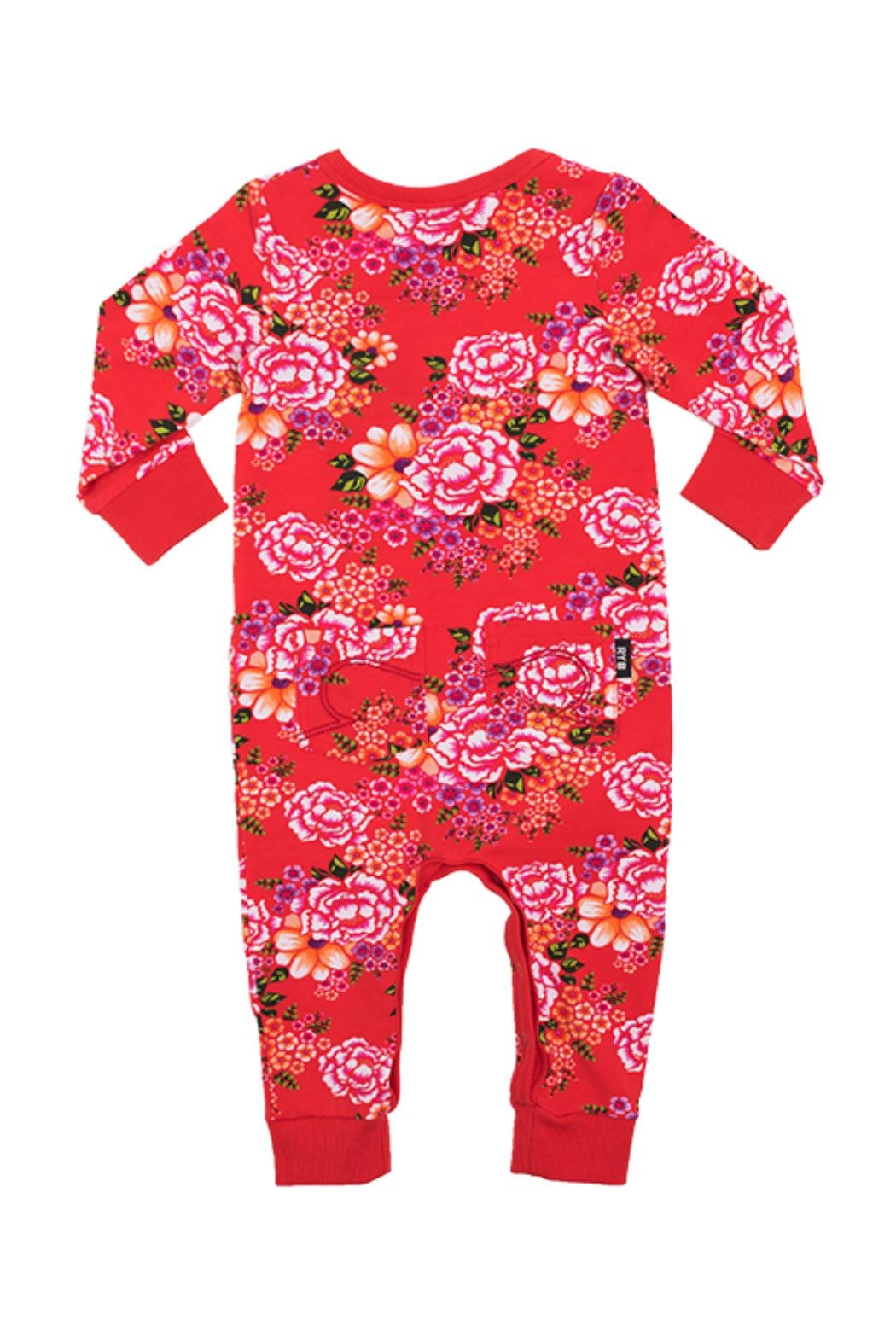 Rock Your Baby Tokyo Joe Playsuit - Front Full Image