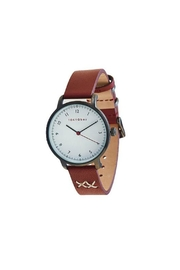 Tokyo Bay Aquila Red Watch - Front cropped