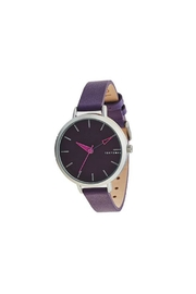 Tokyo Bay Ara Purple Watch - Product Mini Image
