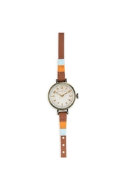 Tokyo Bay Bianca Brown Watch - Product Mini Image