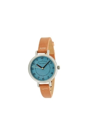 Tokyo Bay Laurel Tan Watch - Product Mini Image