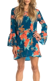 Tolani Belle Tunic Dress - Product Mini Image
