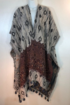 Shoptiques Product: Boho Wrap Cape