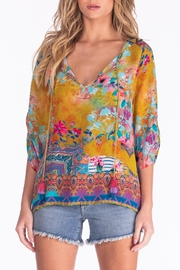 Tolani Edith Top - Front cropped
