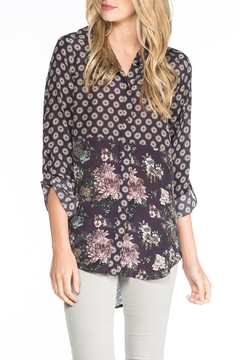 Shoptiques Product: Evelyn Silk Shirt