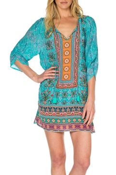 Tolani Evie Silk Tunic - Alternate List Image