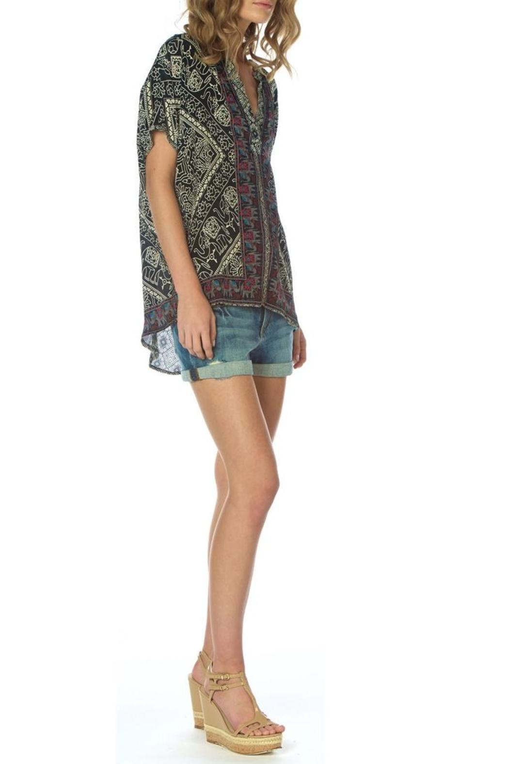 Tolani Kelsey Top - Front Full Image
