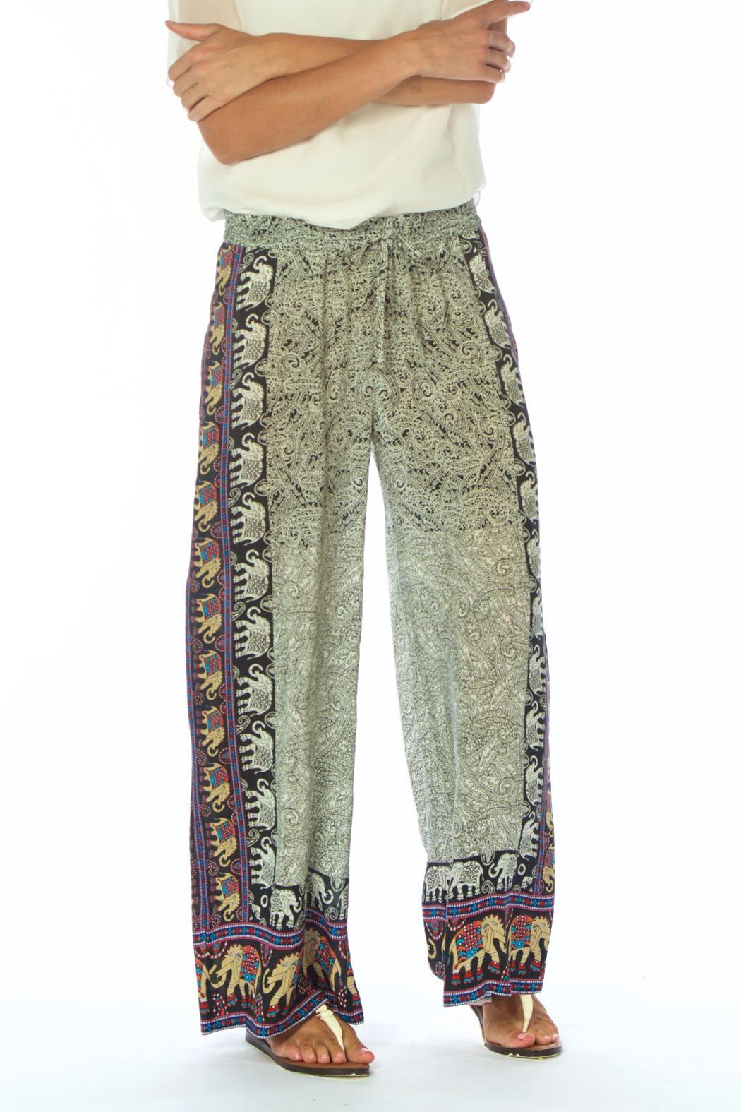 d00d868c02b8a Tolani Olivia Elephant Pant from Indiana by Luxe Wagon — Shoptiques