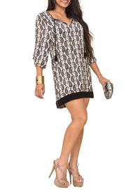 Shop Now: Paisley Tunic Dress. Featured at RMNOnline Fashion Group. (#RMNOnline).