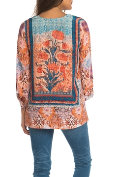 Tolani Virginia Peasant Style Blouse - Alternate List Image