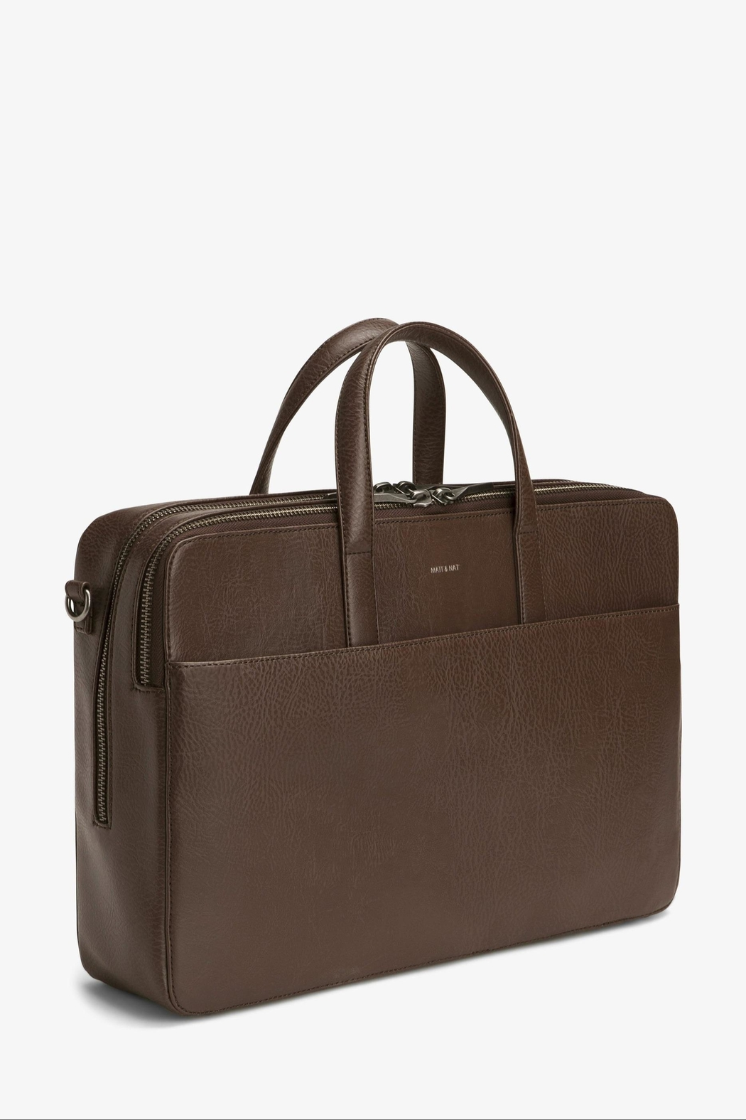 Matt & Nat Tom Dwell Briefcase - Front Full Image
