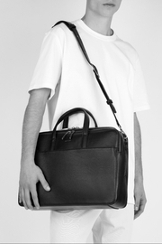 Matt & Nat Tom Dwell Briefcase - Side cropped