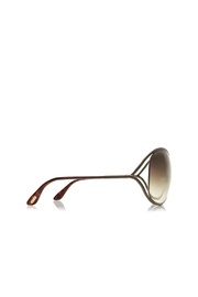 Tom Ford Miranda Metal Sunglasses - Front full body