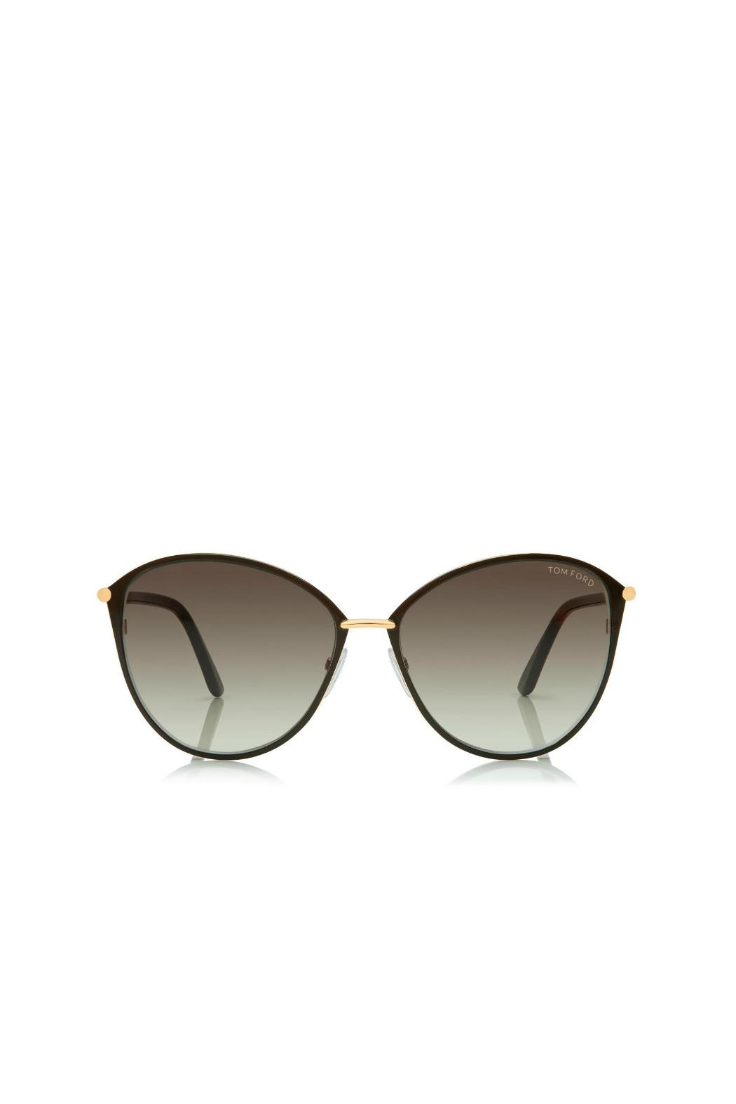 Tom Ford Penelope Sunglasses - Front Cropped Image