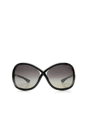 Tom Ford Whitney Polarized Sunglasses - Front cropped