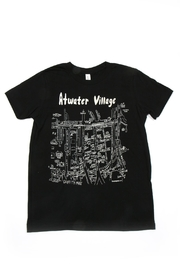 Tom Lamb Maps Atwater Village Map Tee - Product Mini Image