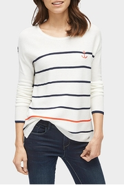 Tom Tailor Anchor Stripe Sweater - Product Mini Image