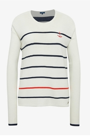 Tom Tailor Anchor Stripe Sweater - Other