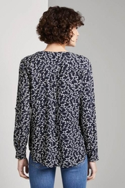 Tom Tailor Blouse With Flower Pattern - Front full body