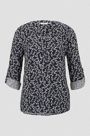Tom Tailor Blouse With Flower Pattern - Side cropped