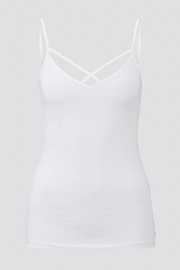 Tom Tailor Cami With Spaghetti Straps - Side cropped